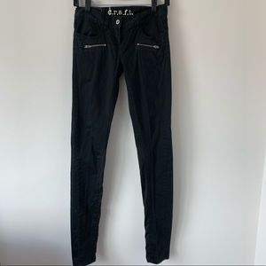 CRAFT Black Jeans Size 25